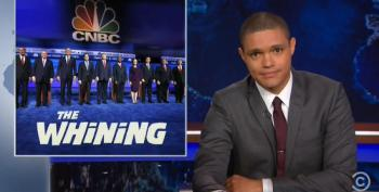 Trevor Noah Tells Republicans To Toughen Up And Quit Whining About Debate Questions