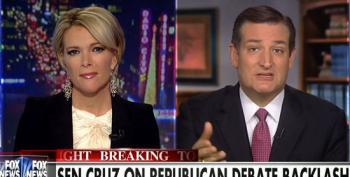 Megyn Kelly To Ted Cruz: Would We Have To Submit Our Voting Records To You?