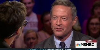 Fact-Checking Martin O'Malley On Keystone At The Democratic Forum