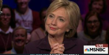 Maddow Asks Hillary Clinton Which Republican She'd Be Willing To Pick As VP