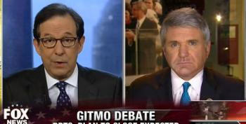 Rep. McCaul Fearmongers Over Closing Gitmo