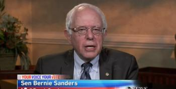 Sanders: Clinton Will Be 'Infinitely Better' On Her Worst Day Than Any Republican On His Best