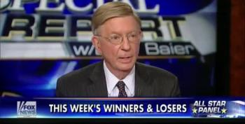 George Will Picks Bill O'Reilly As His 'Loser Of The Week'