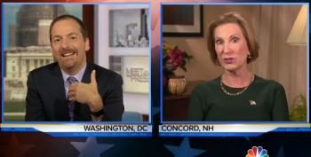 Carly Fiorina: 'Anybody Can Write A Plan'