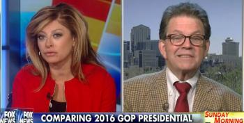 Laffer Praises GOP Presidential Candidates For Continuing To Sell St. Ronnie's Snake Oil