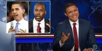 Trevor Noah Takes Up Carson's Challenge To Prove Obama Was Vetted