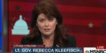 Wisconsin Lt. Gov. Kleefisch Pinch-Lies For Walker