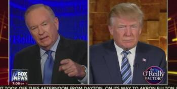 Bill O'Reilly Bashes Donald Trump Over 'Brutal' Ike Deportation Plan