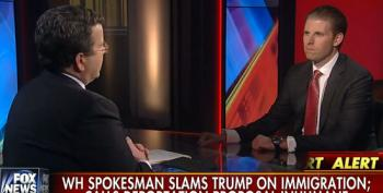 Neil Cavuto And Eric Trump Pretend Trump's Deportation Plan Is Humane