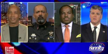 Fox's Favorite Sheriff Says The Only Discrimination On Campuses Is Against Whites And Asians