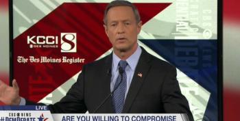 O'Malley Slams Trump As 'Carnival Barker' On Immigration