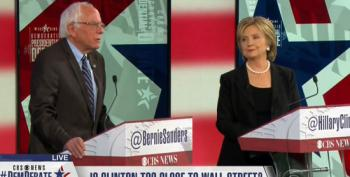 Democratic Candidates Duke It Out Over Wall Street Donors