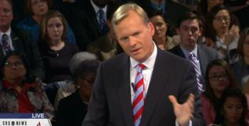 John Dickerson Uses Marco Rubio's Right Wing Talking Points On 'Radical Islam' During Democratic Debate