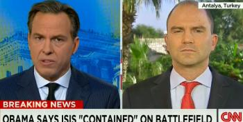 Jake Tapper Peppers Ben Rhodes With One Right Wing Talking Point After Another On ISIS