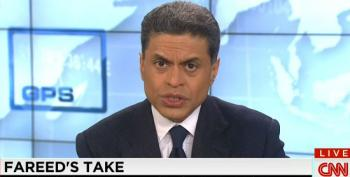 CNN's Zakaria On The Response To The Paris Attacks: 'If We Are Not Terrorized, Then It Dosn't Really Work'