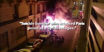 David Vitter Uses Paris Terrorist Attack Footage In Loathesome New Ad