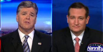 Cruz Uses Syrian Refugee Crisis As Excuse To Call President Obama A 'Radical'