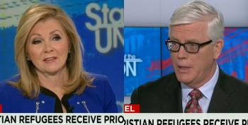 Jake Tapper Allows Hugh Hewitt And Marsha Blackburn To Spew Right Wing Talking Points Unchallenged