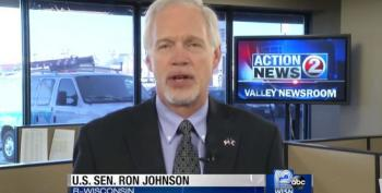 Ron Johnson Clarifies The Type Of War He Wants With ISIS