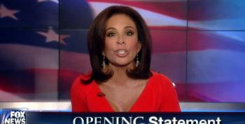 Fox's Pirro Lies About Syrian Refugees While Begging Obama To 'Be Honest For Once'