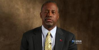 Ben Carson Praises Thomas Jefferson For 'Crafting The Constitution'