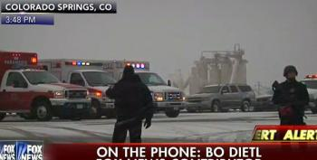 Fox Commentator Blames Planned Parenthood Shooting On President Obama