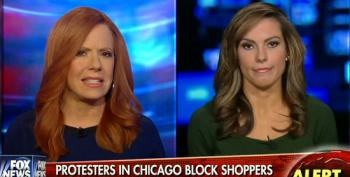Fox's Pundits Attack Black Lives Matter And Pro-Union Protesters Over Push For Minimum Wage