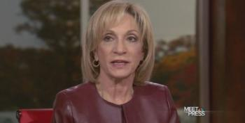 Andrea Mitchell Explains Donald Trump: 'He's Turning People Against People'