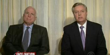 Lindsey Graham: Americans 'Better Be' Ready To Go To War With ISIS