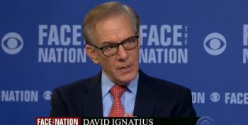 David Ignatius Wonders If We're 'At A Turning Point' Because McCain, Bush And Carson Called Out Trump's Rhetoric