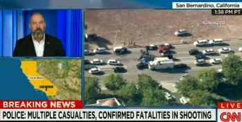 CNN 'Law Enforcement Analyst' On CA Shooting: 'I Don't Like To Use The Term Militia'