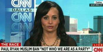 Trump Spox On Muslim Ban Proposal: 'So What? They're Muslim!'