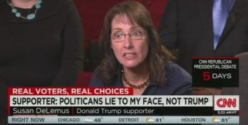Trump Supporter Busted For Lying On CNN About Her Own (R) Political Career