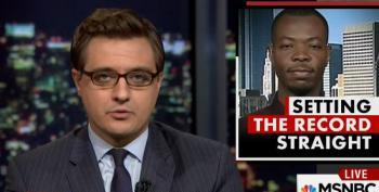 Chris Hayes Hits Right Wing For Smearing Muslim American Veteran
