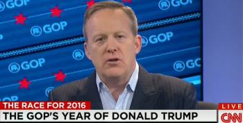 RNC's Spicer: 'Here's What I Care About. Winning. That's It.'