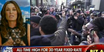 Fox Pundit Says We Shouldn't Have Protests In 'Civilized' Countries