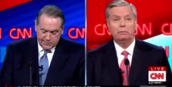 Lindsey Graham: 'I Miss President Bush!'
