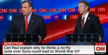 Rand Paul Dings Chris Christie For Bridgegate During GOP Debate