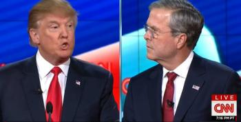 Jeb Bush Accuses Donald Trump Of Getting His Foreign Policy From Cartoon Shows
