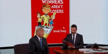 Donald Trump's Children's Book: 'Winners Aren't Losers'
