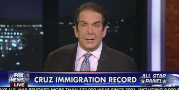 Charles Krauthammer Shocked That Ted Cruz Is Denying What Can Be Proven 'On Tape'