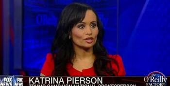 Trump Spox: What Good Does It Do To Have A Good Nuclear Triad If You're Afraid To Use It?