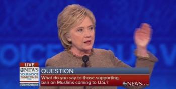 Hillary Clinton: Donald Trump 'Is Becoming ISIS' Best Recruiter'