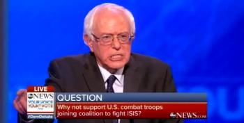 Sanders To Qatar: Focus On ISIS Instead Of The World Cup