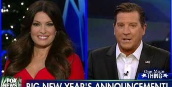 Donald Trump Will Celebrate New Year's Eve With His Fox News BFFs