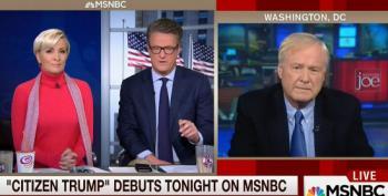 Chris Matthews Hypes New Trump 'Documentary' On Morning Joe