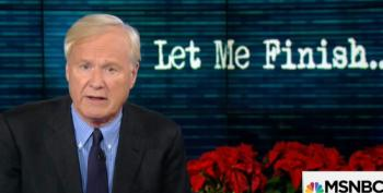 Matthews Makes Excuses For Excessive Media Coverage Of Trump