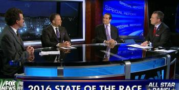 Fox Pundits Warn That Trump's Attacks On Bill Clinton Will Backfire