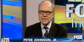 Fox's Peter Johnson, Jr. Calls WaPo Cartoon Of Cruz Daughters 'Child Abuse'