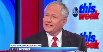 'Wrong Way' Bill Kristol Sticking With Trump Predictions So He Doesn't Look 'Pathetic'